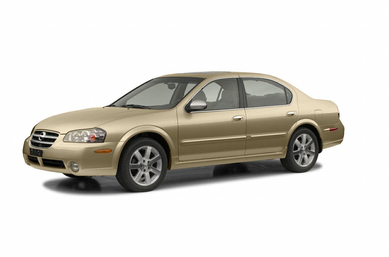 2002 Nissan Maxima