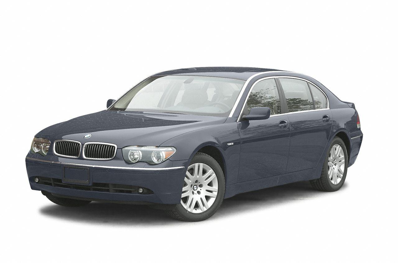 2003 BMW 745