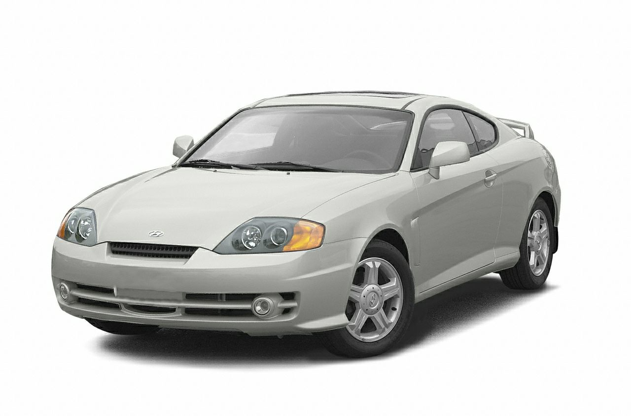 2003 Hyundai Tiburon