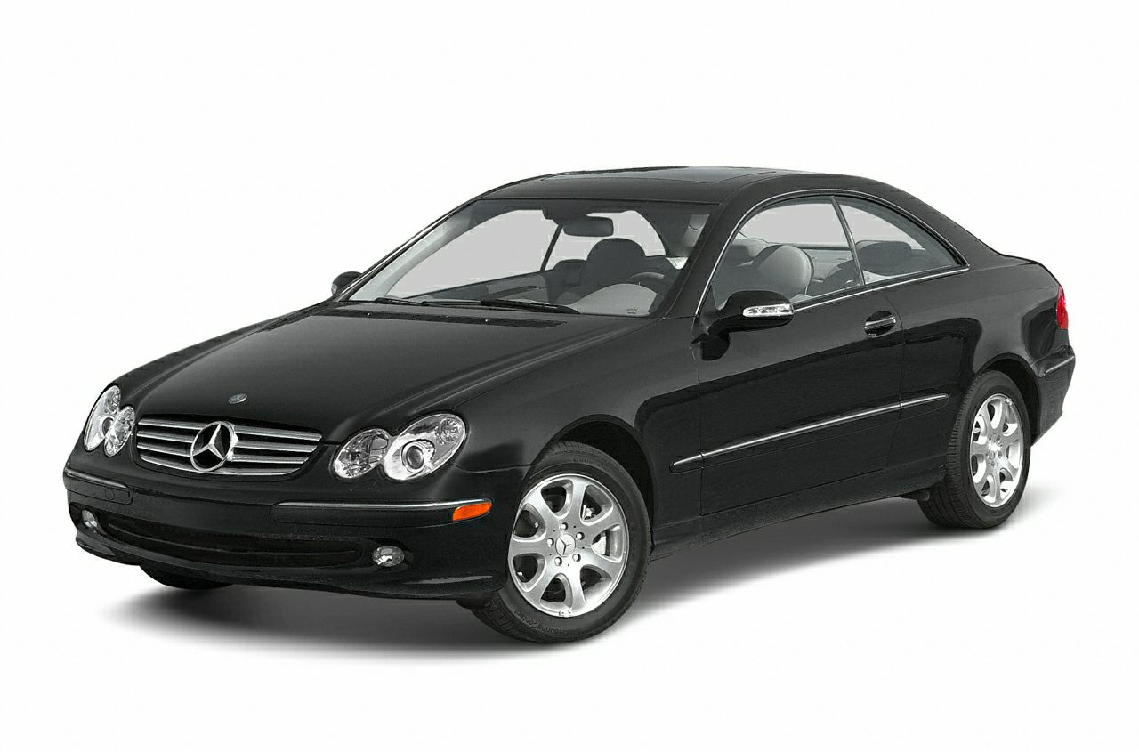 2003 Mercedes-Benz CLK-Class