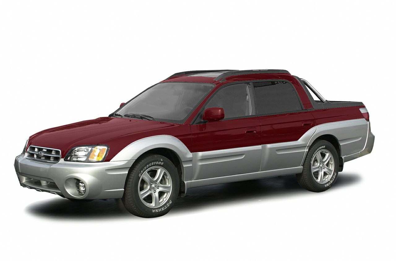 2003 Subaru Baja