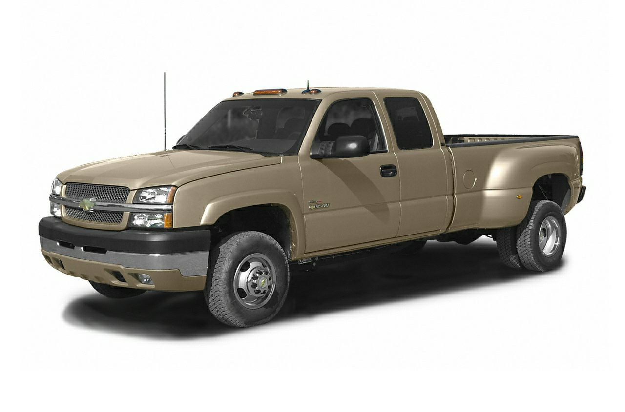 2004 Chevrolet Silverado 3500