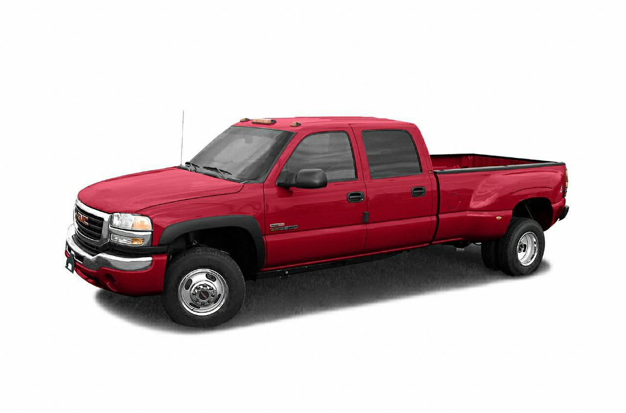 2004 GMC Sierra 3500