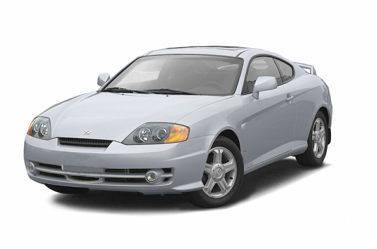 2004 Hyundai Tiburon