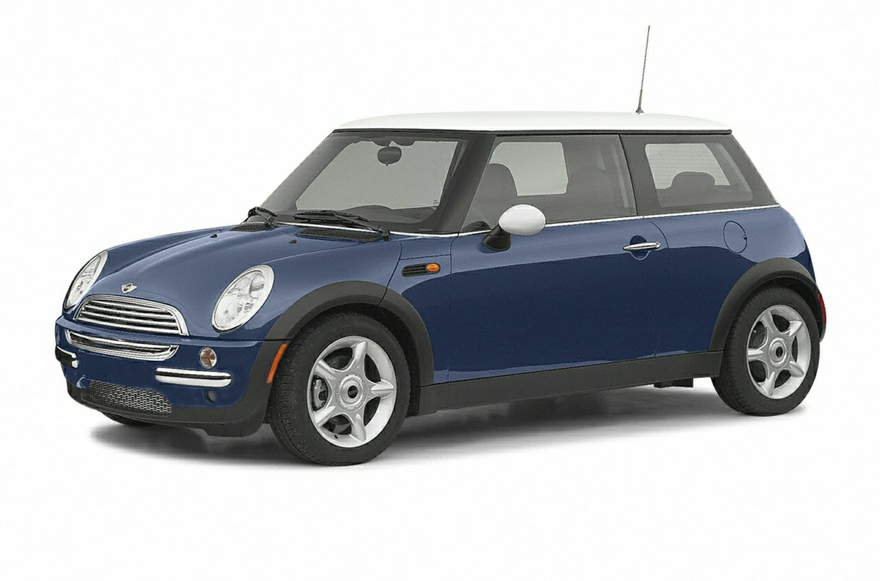 2004 MINI Cooper S