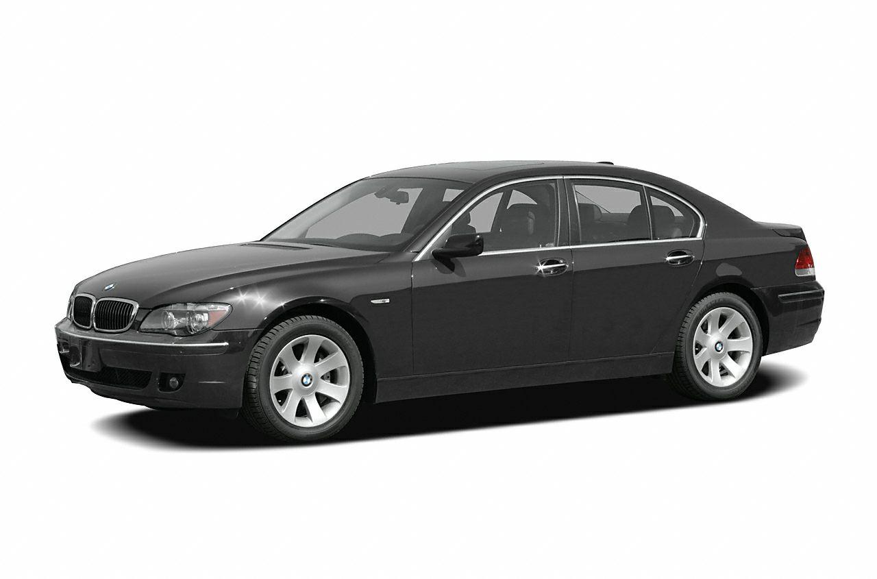 2006 BMW 760