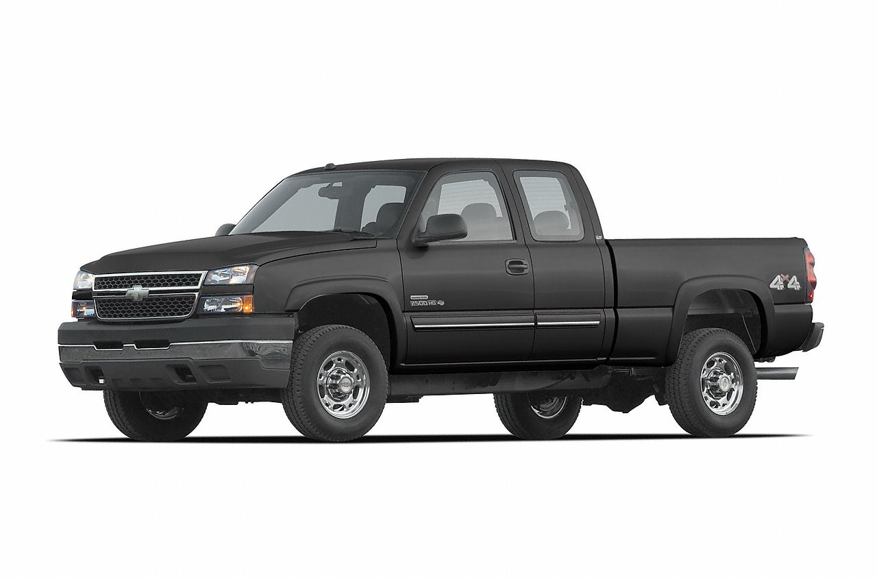 2007 Chevrolet Silverado 2500HD Classic