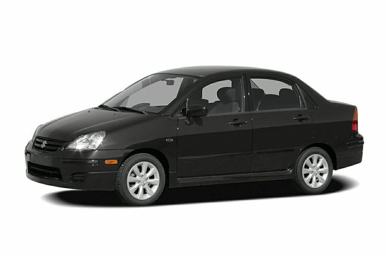 2006 Suzuki Aerio