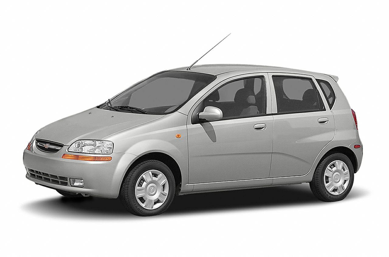 2007 Chevrolet Aveo 5