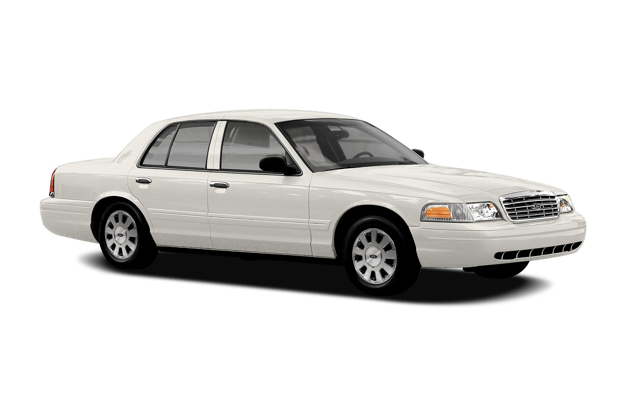 2007 Ford Crown Victoria 4dr