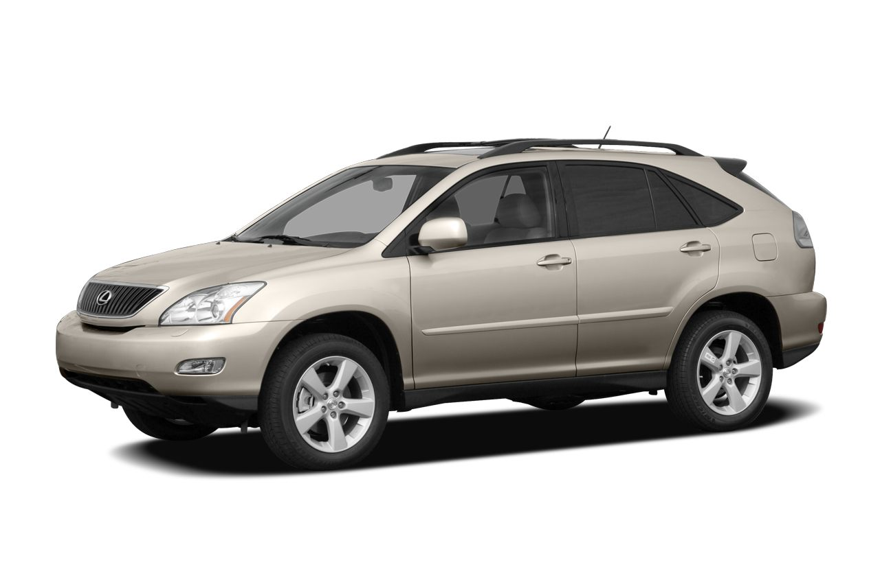 2007 Lexus RX 350