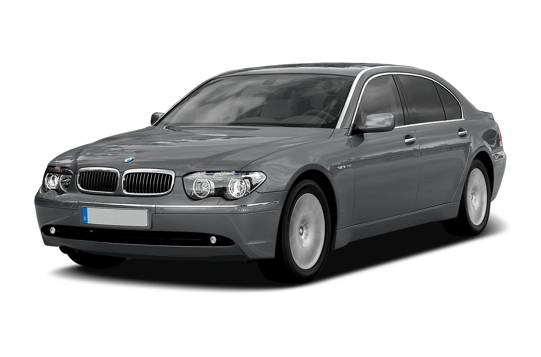 2008 BMW 760
