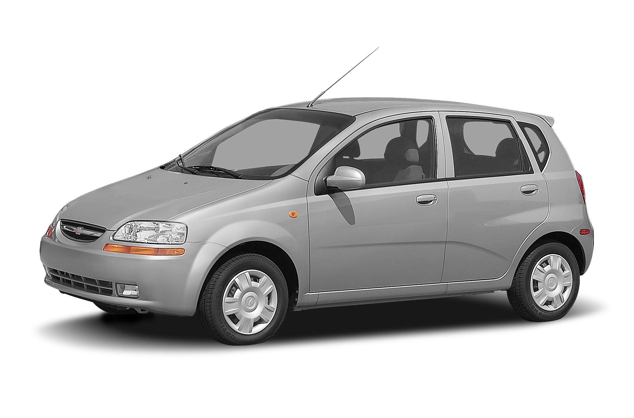 2008 Chevrolet Aveo 5