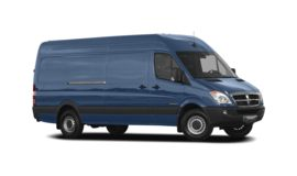 2008 dodge sprinter van 2500 high roof cargo van 170 in wb information. Black Bedroom Furniture Sets. Home Design Ideas