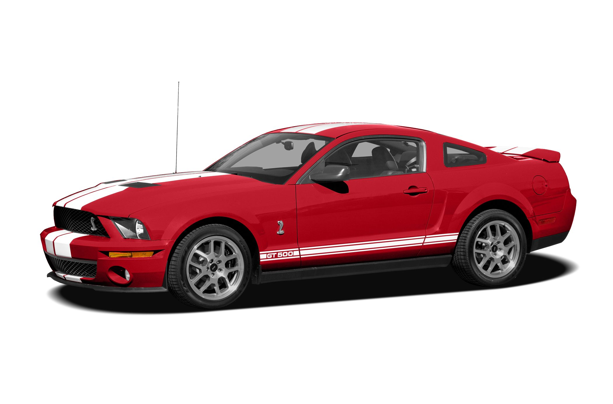 2008 Ford Shelby GT500