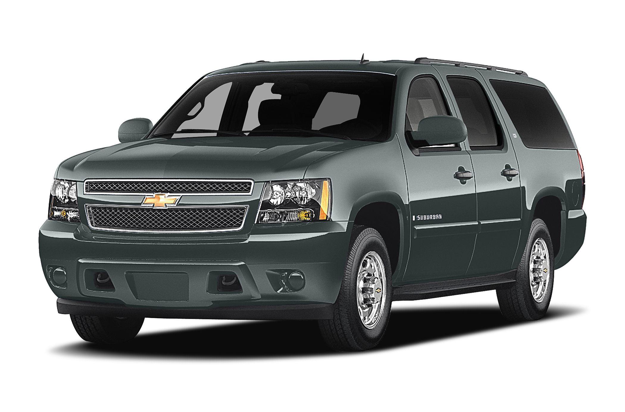2009 Chevrolet Suburban 2500