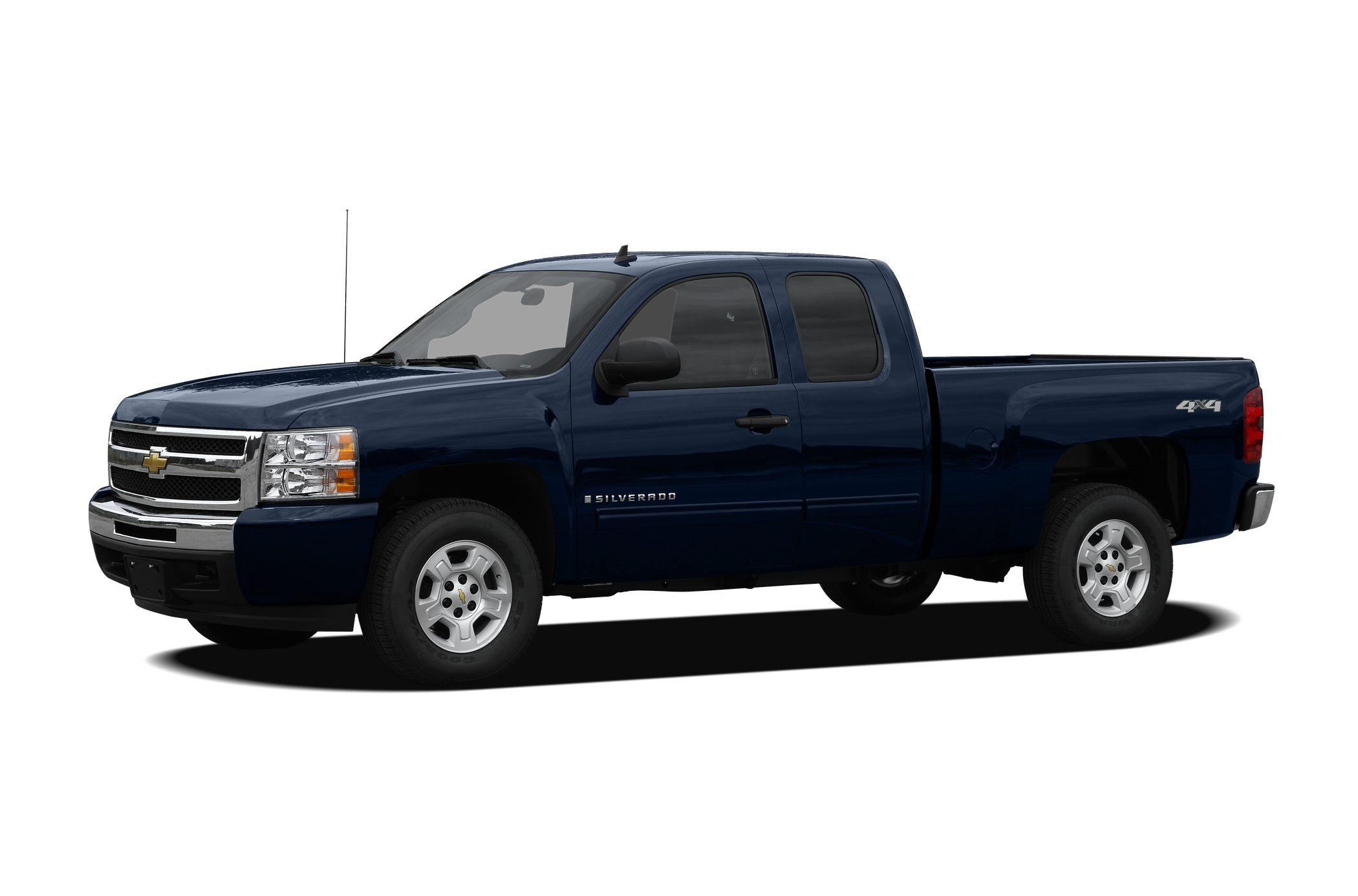 2009 Chevrolet Silverado 1500