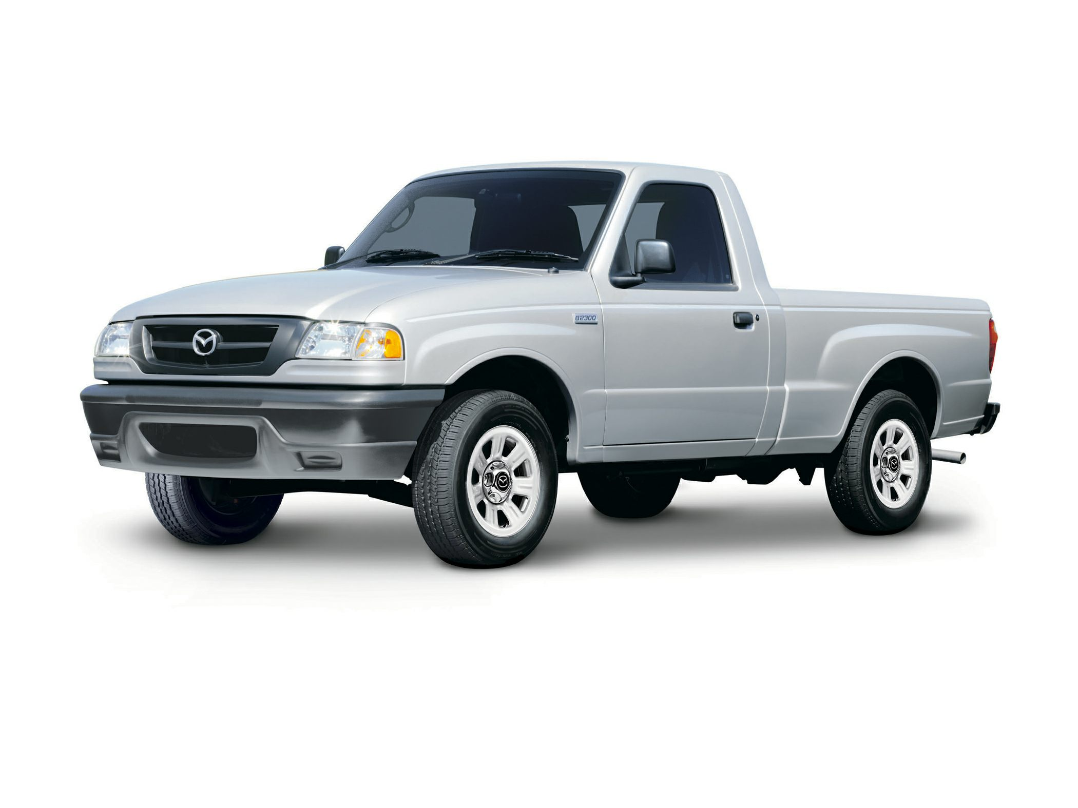 2009 Mazda B-2300 Base Regular Cab