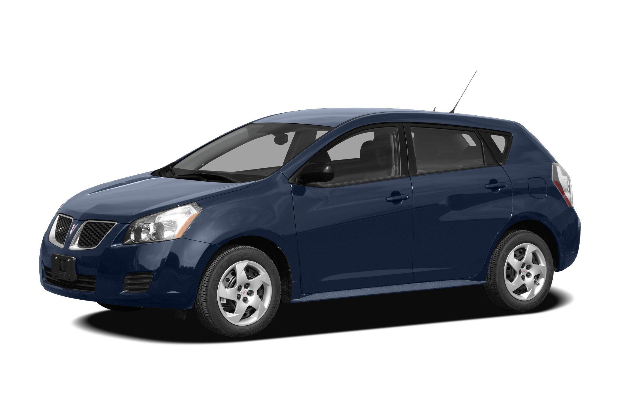 2009 Pontiac Vibe
