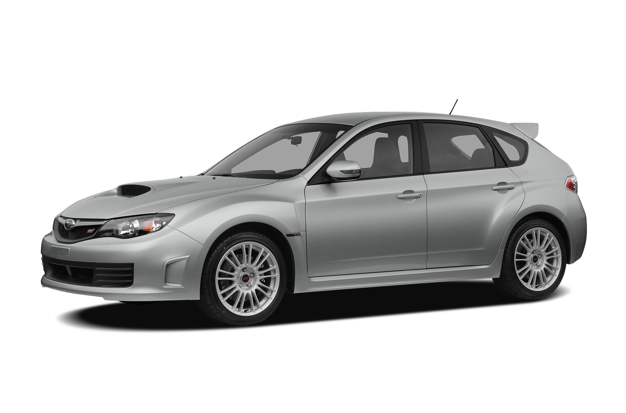 2009 Subaru Impreza WRX STi