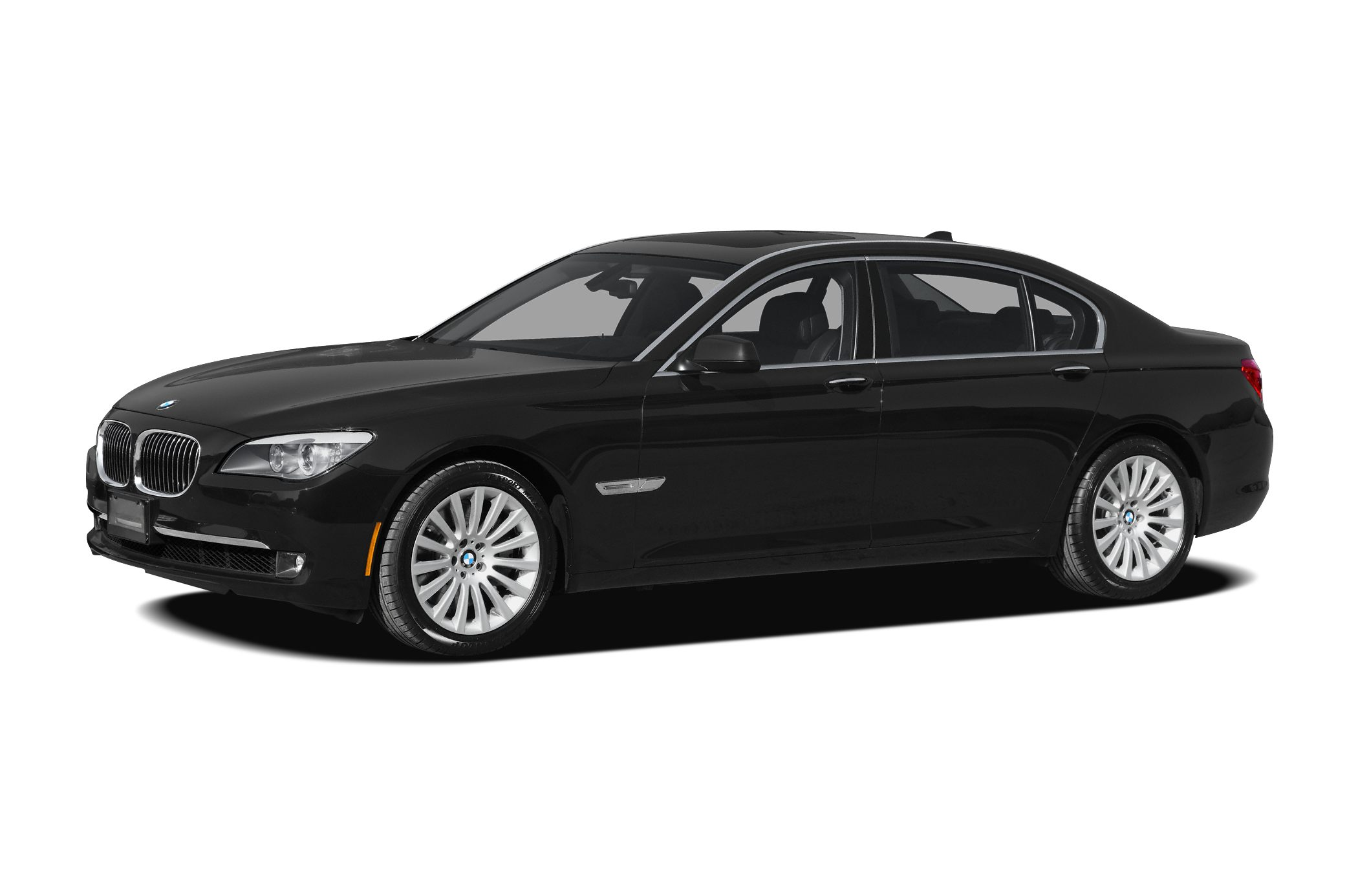 2010 BMW 750