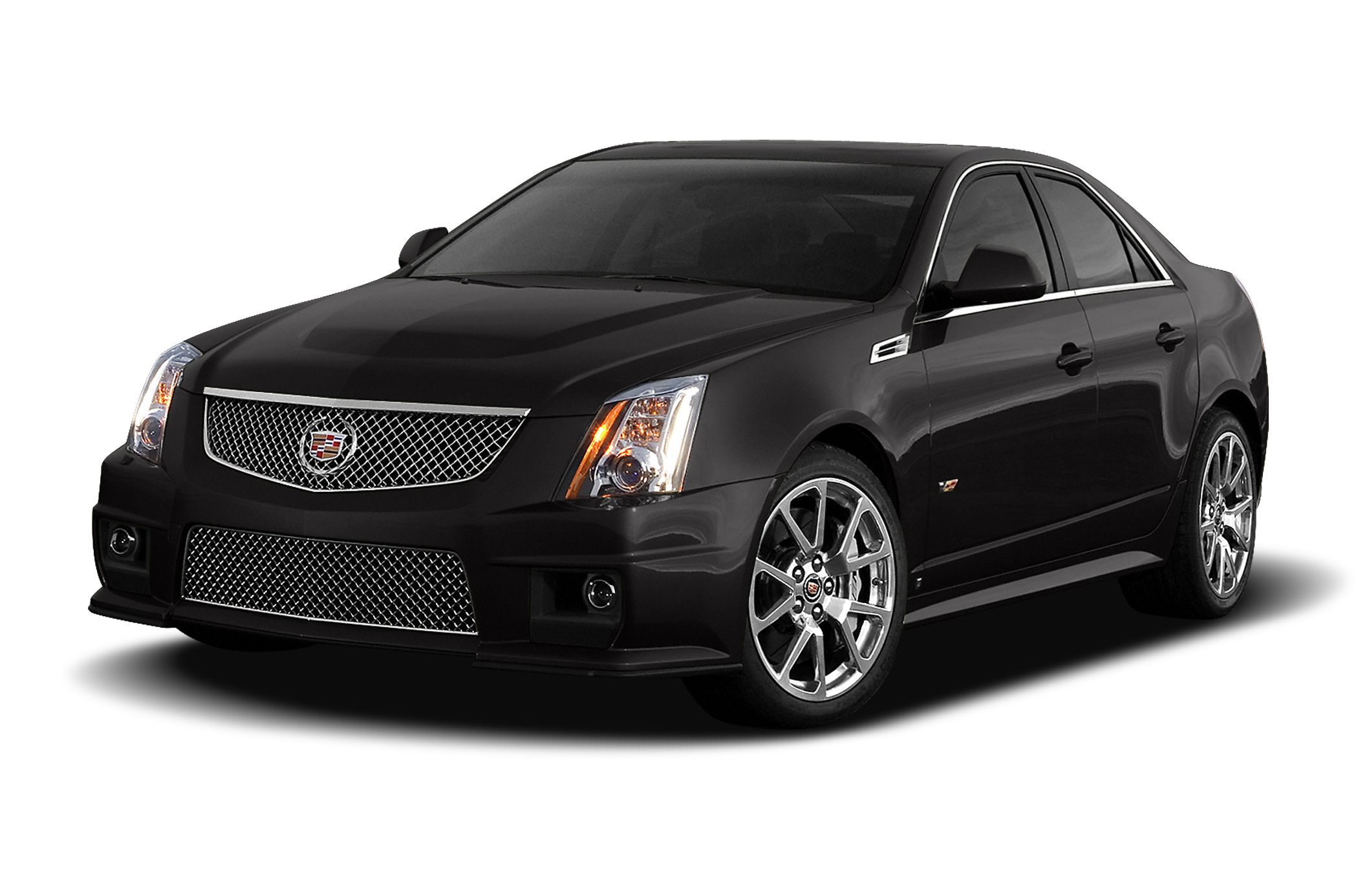 2010 Cadillac CTS-V