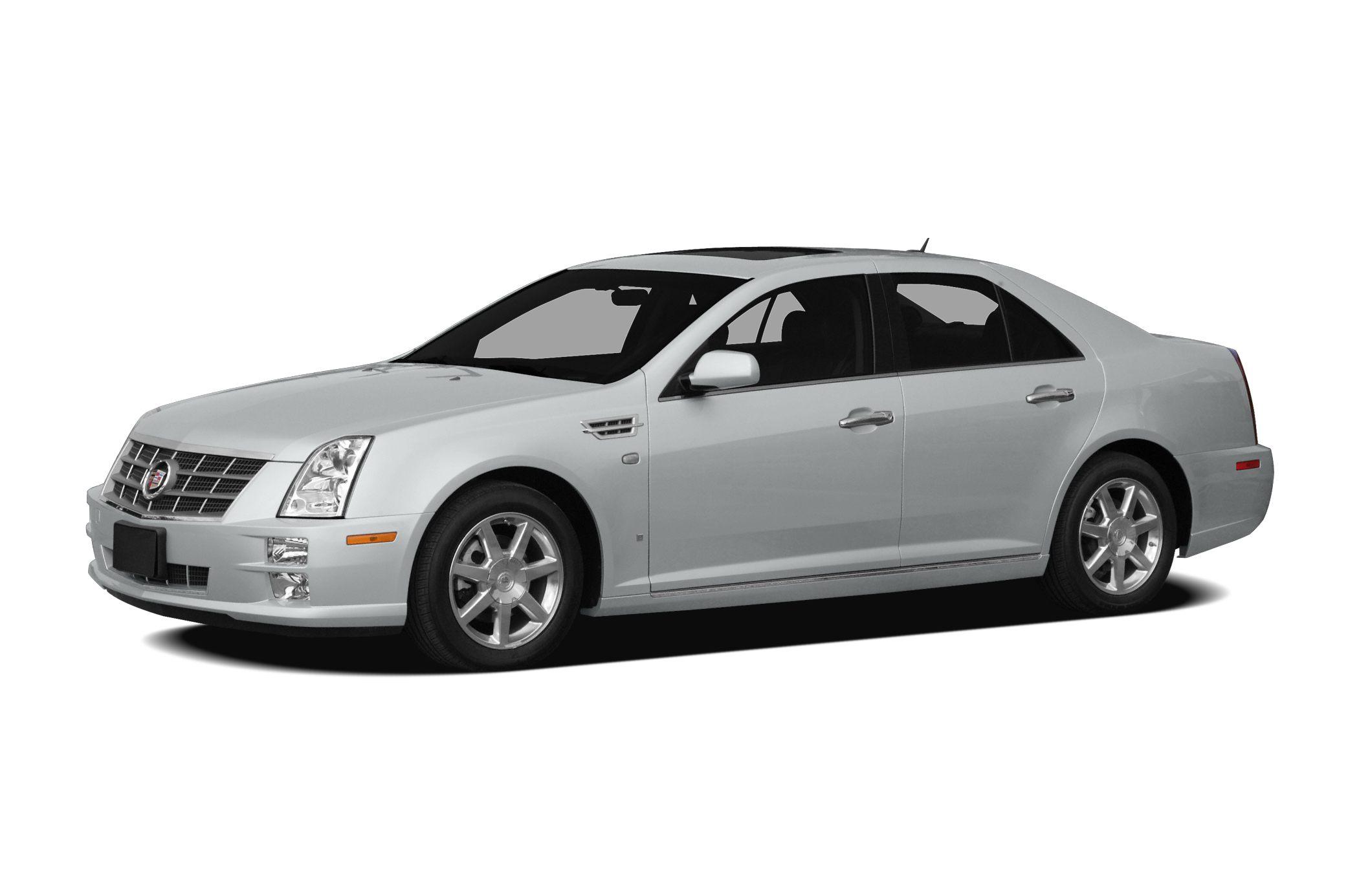 2010 Cadillac STS