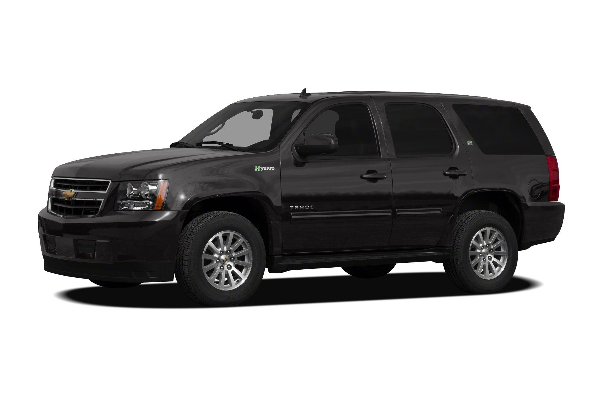 2010 Chevrolet Tahoe Hybrid
