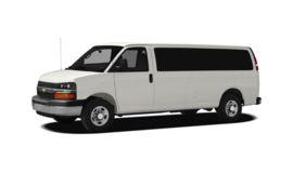 2010 Chevrolet Express 1500