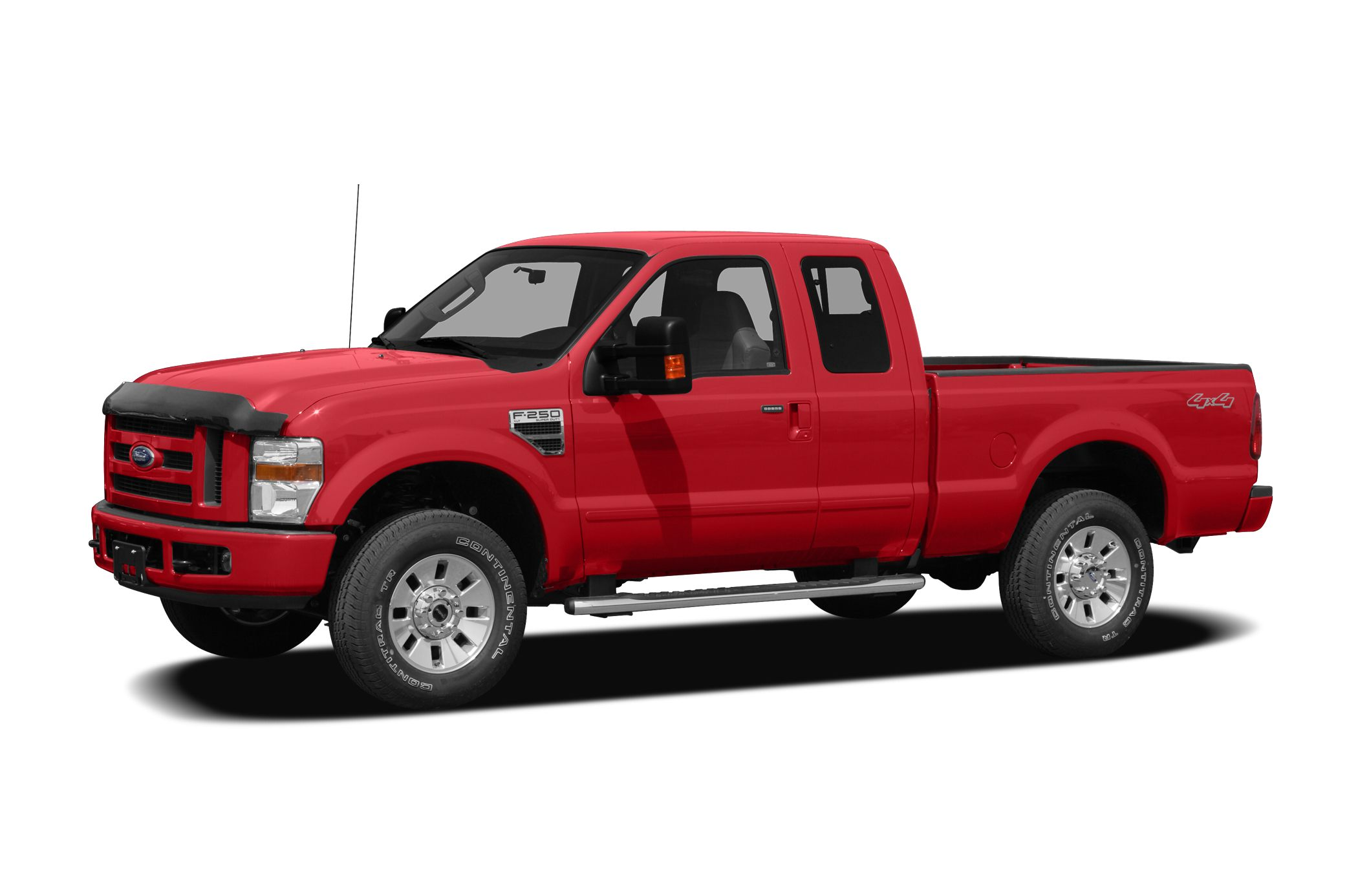 2010 Ford F-250 SD SuperCab 4X2