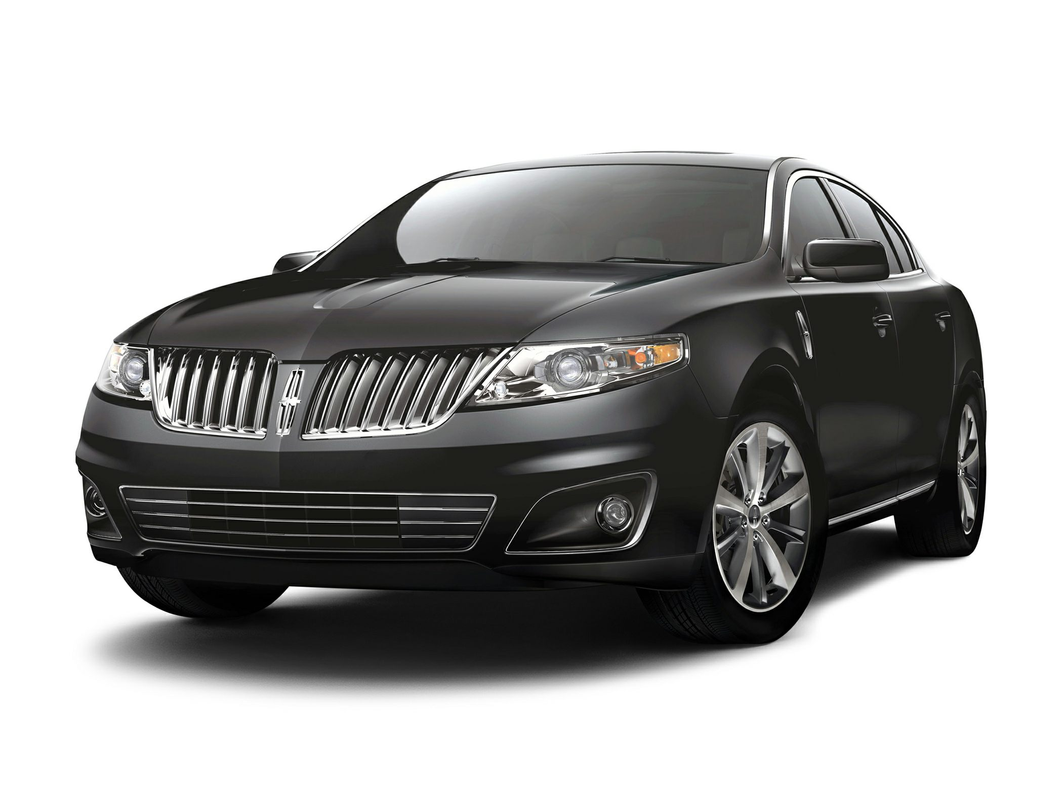 2011 Lincoln MKS Base Black One-owner Black Knight New Arrival Are you still driving around tha