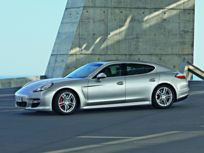 2013 Porsche Panamera 4dr Rear-wheel Drive Hatchback Platinum Edition