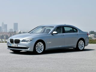 BMW ActiveHybrid 750