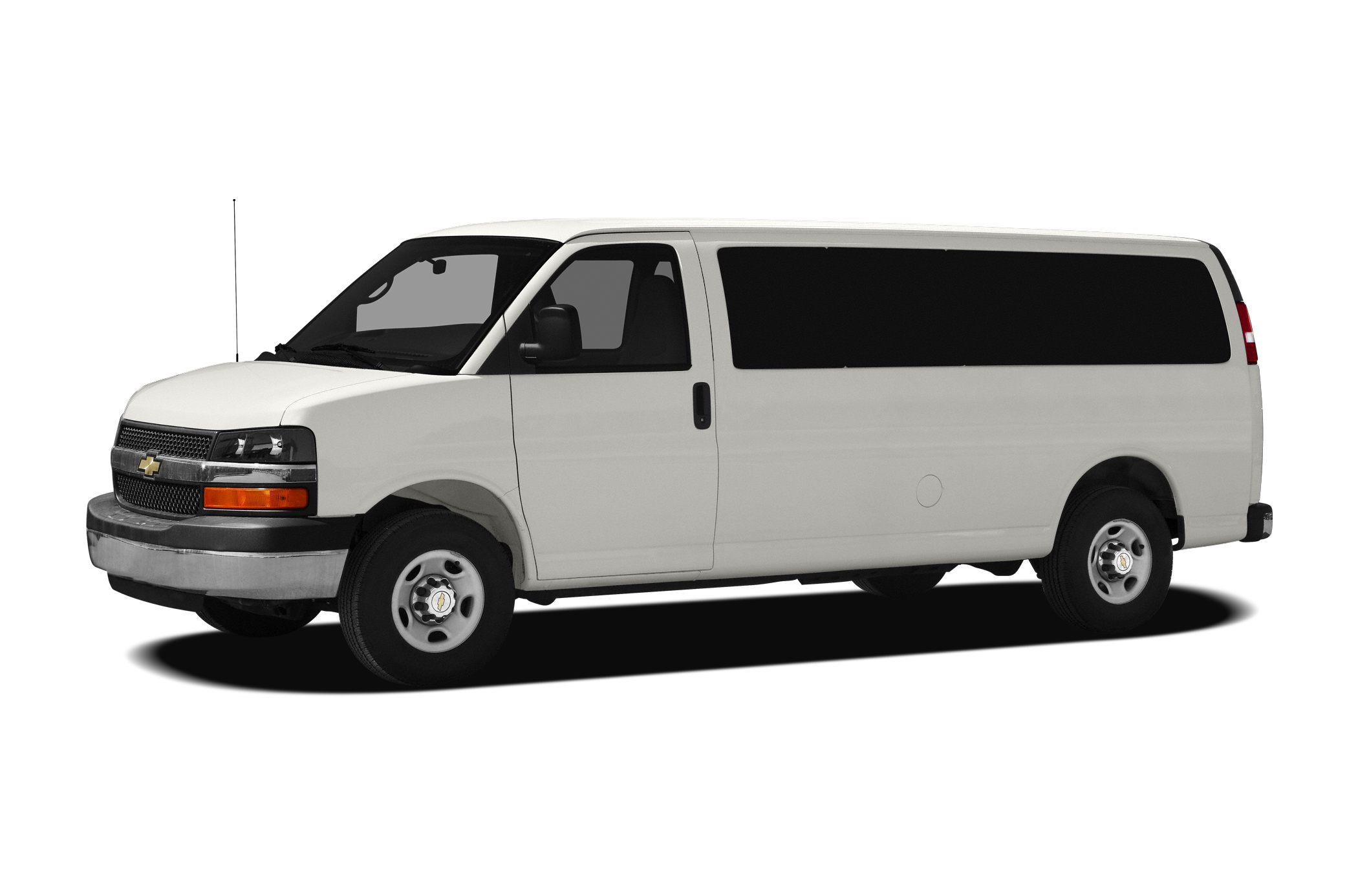 2011 Chevrolet Express 3500