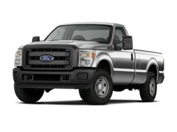 2015 Ford F-350 4x2 SD Regular Cab 8 ft. box 137 in. WB SRW XL