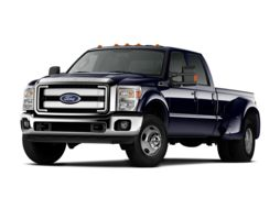 2015 Ford F-450 4x4 SD Crew Cab 8 ft. box 172 in. WB XL