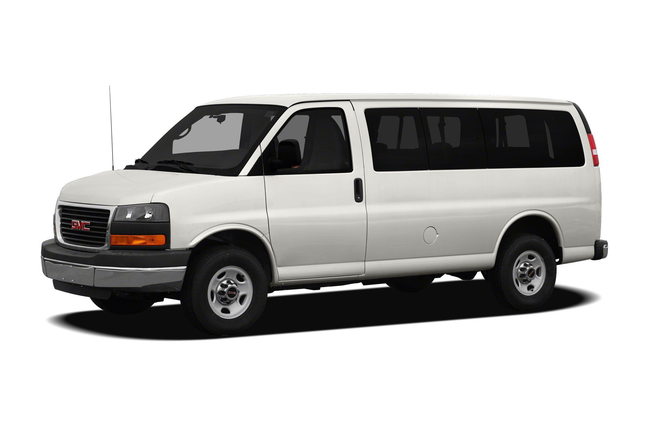 2011 GMC Savana 1500