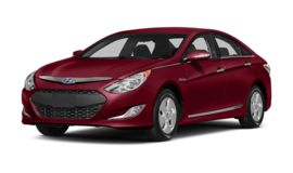 2011 Hyundai Sonata Hybrid