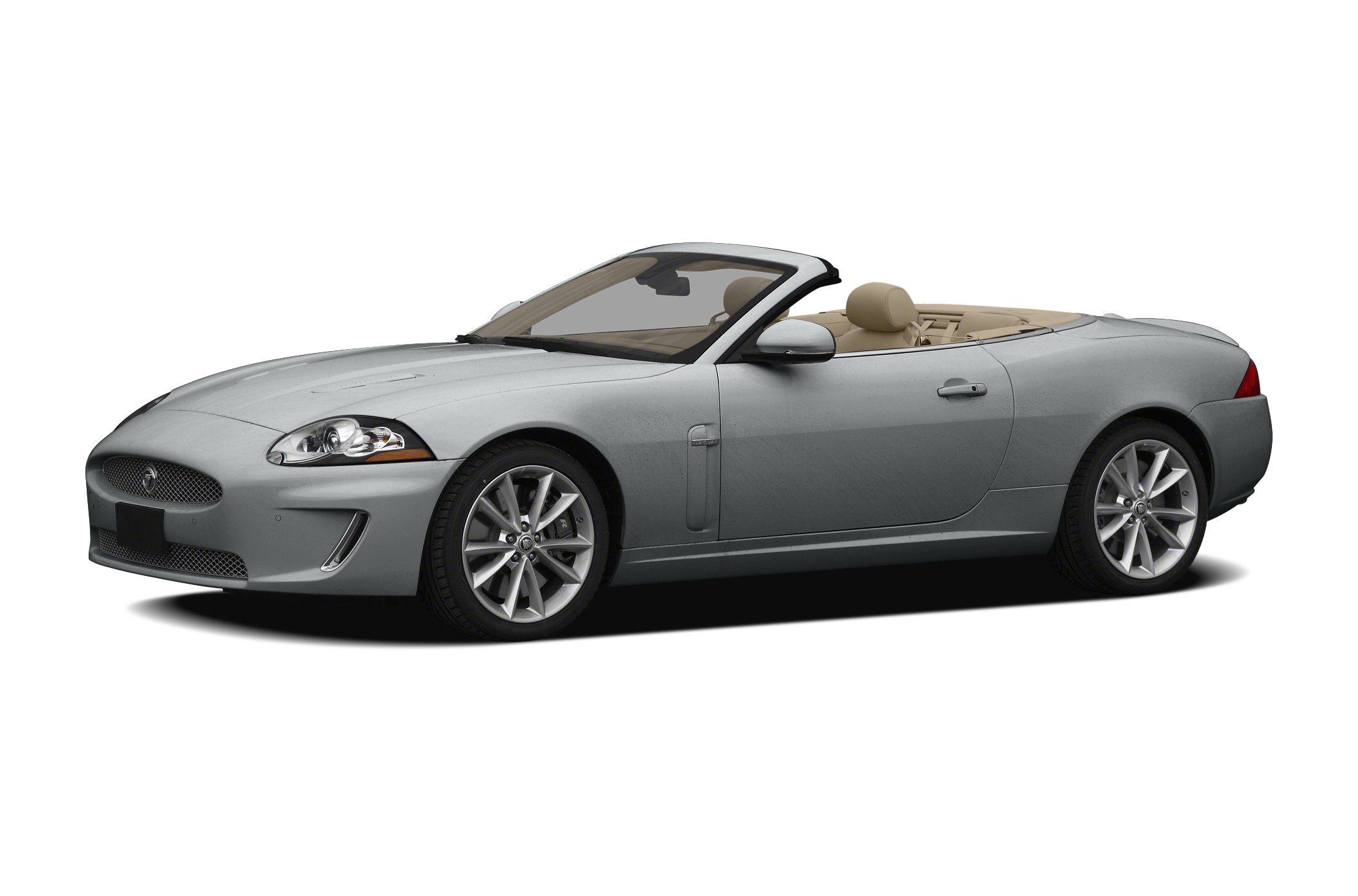 2011 Jaguar XK
