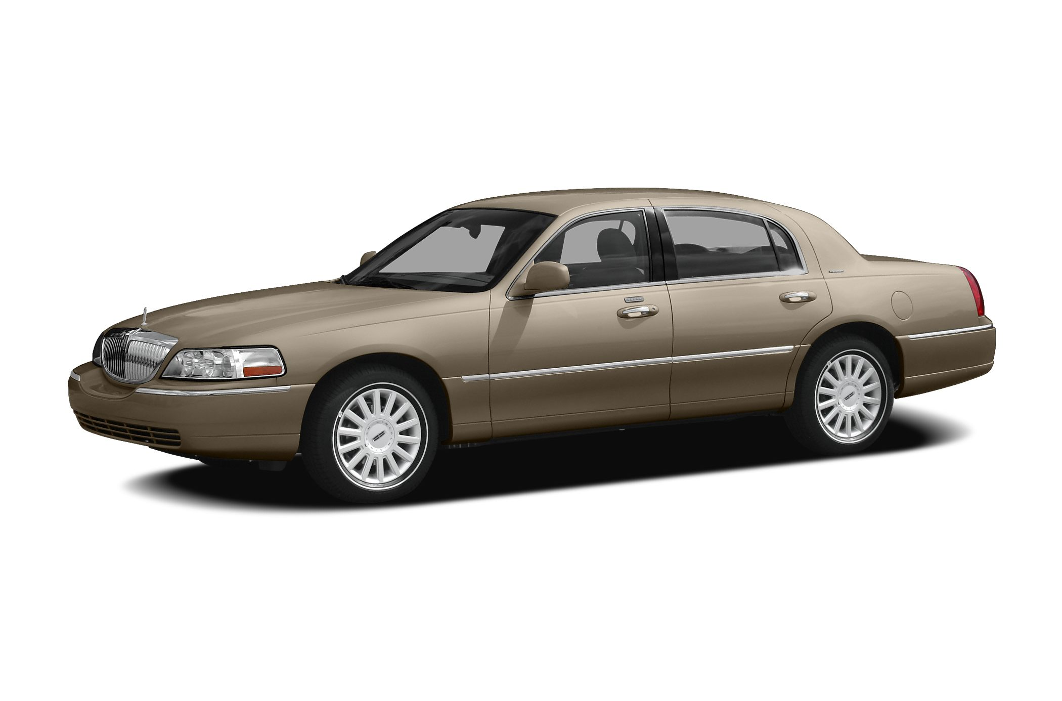 2011 Lincoln Town Car