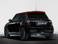 2012 MINI John Cooper Works 2dr Hatchback Base