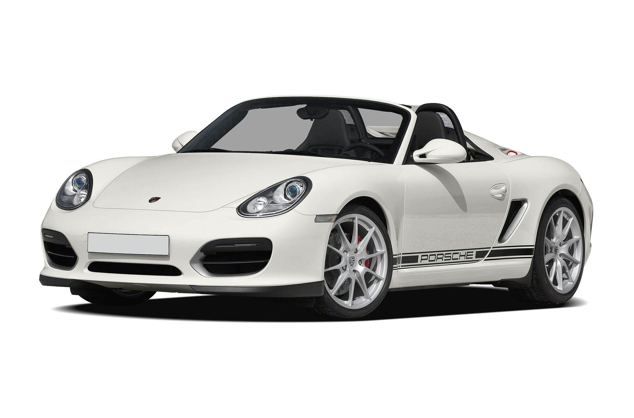 2011 Porsche Boxster