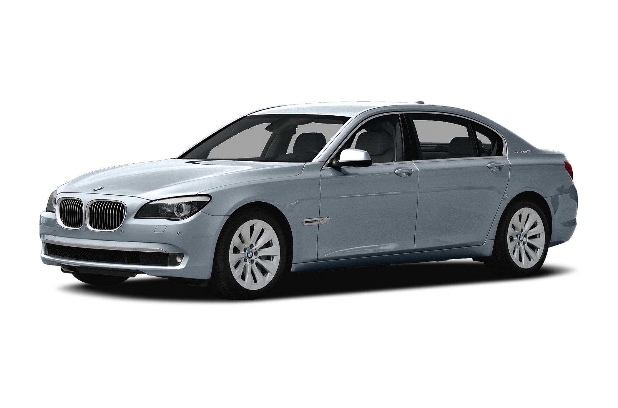 2012 BMW ActiveHybrid 750