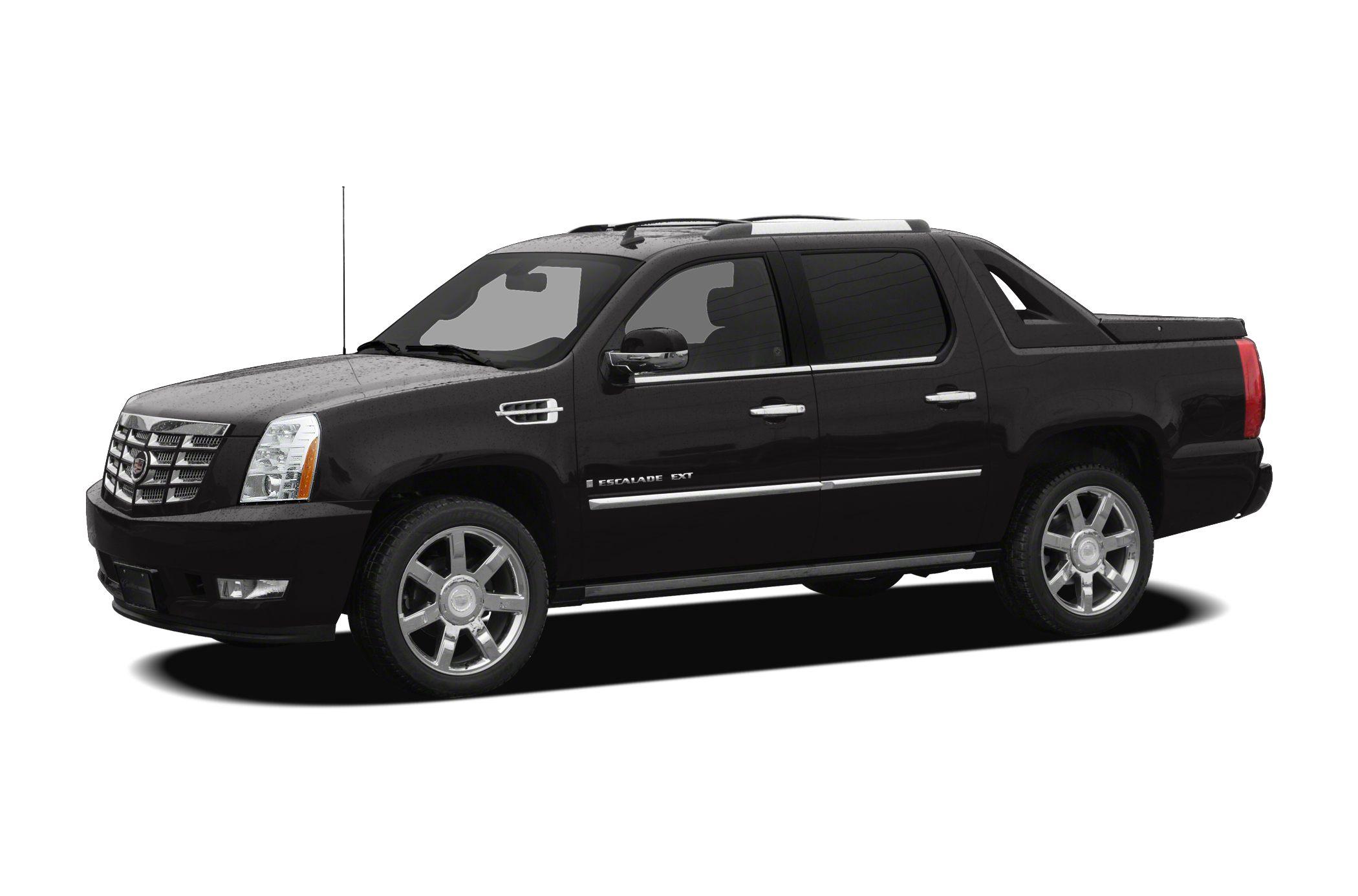 2012 Cadillac Escalade EXT