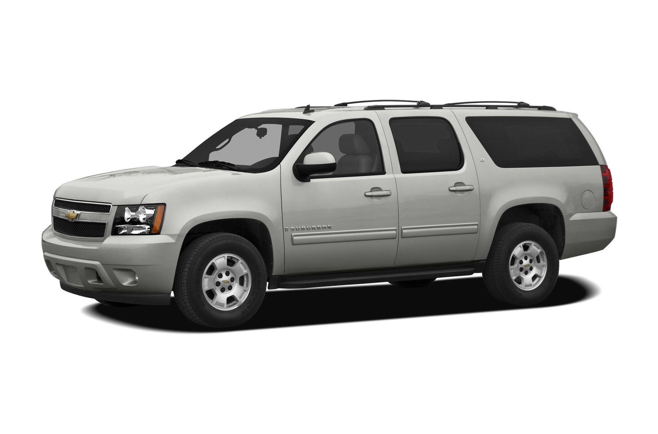 2012 Chevrolet Suburban 1500