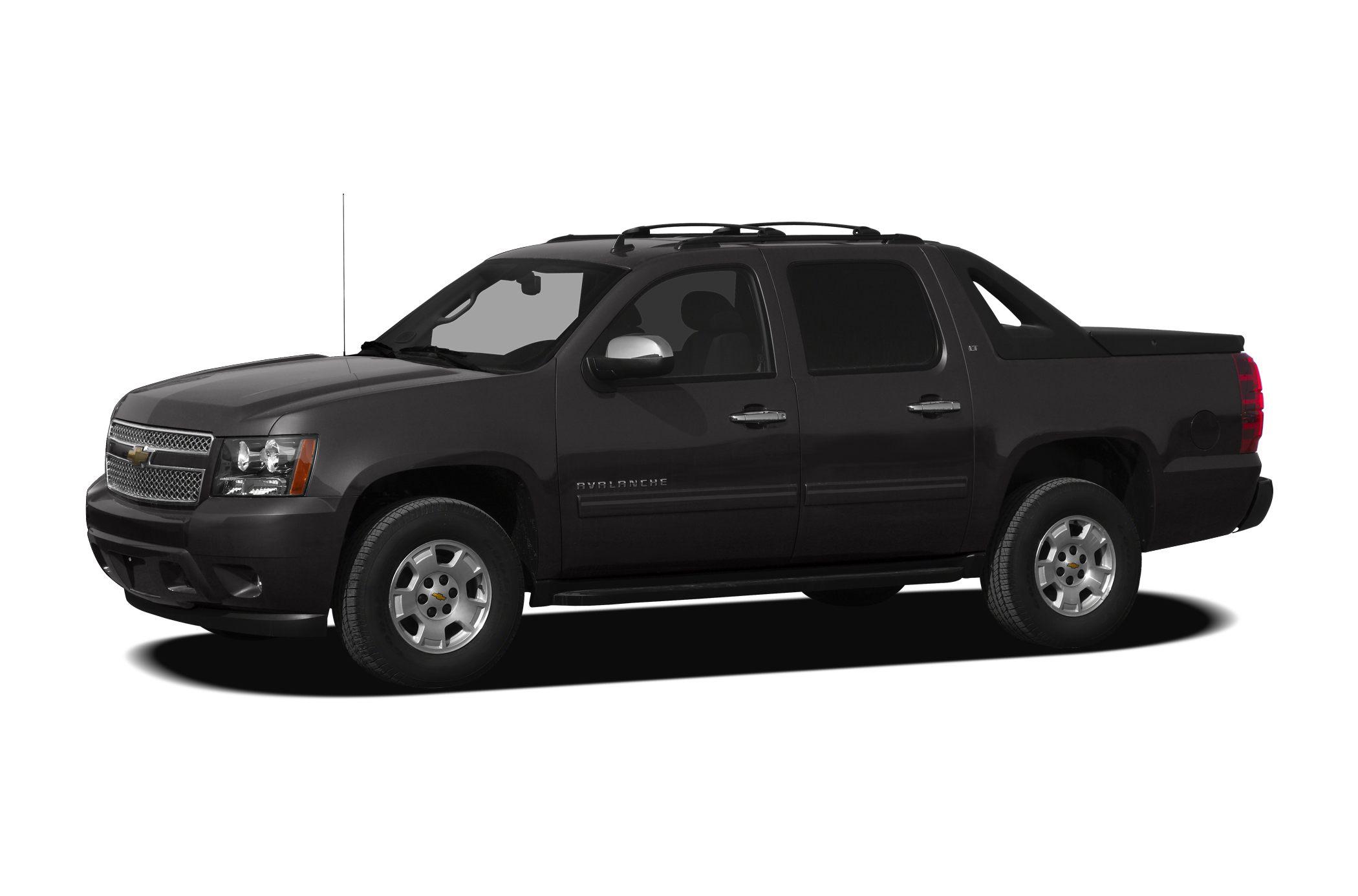 2012 Chevrolet Avalanche 1500