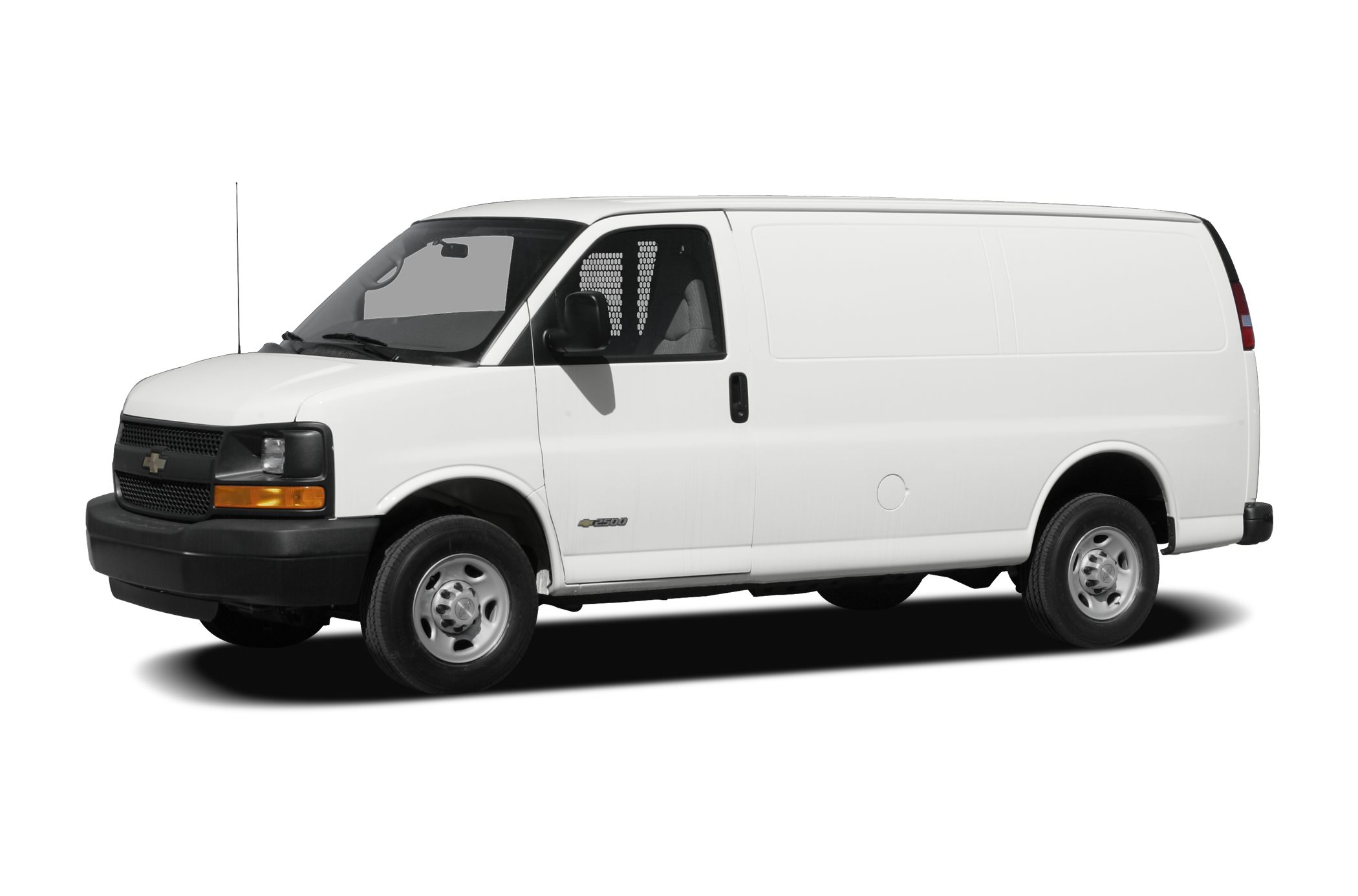 2012 Chevrolet Express 3500