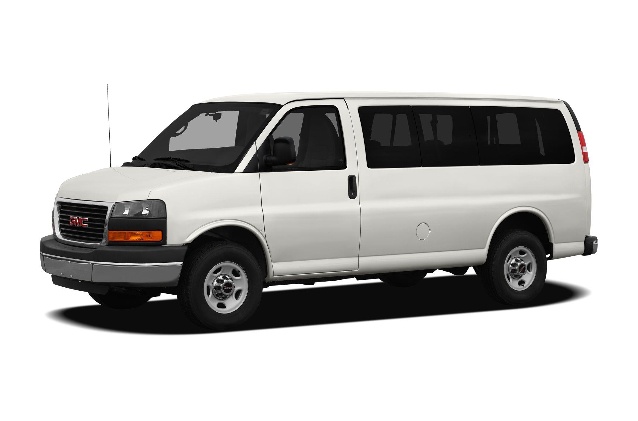 2012 GMC Savana 3500
