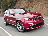 2013 Jeep Grand Cherokee 4dr 4x4 SRT8