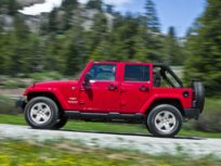 2013 Jeep Wrangler Unlimited 4dr 4x4 Sahara